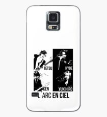 ARE YOU READY: L Arc En Ciel Case/Skin for Samsung Galaxy