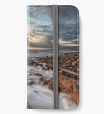 Compton Bay Sunset Isle Of Wight iPhone Wallet/Case/Skin