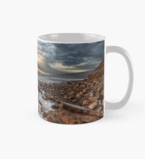 Compton Bay Sunset Isle Of Wight Classic Mug