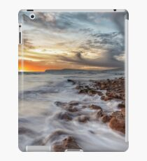 Compton Bay Sunset Isle Of Wight iPad Case/Skin