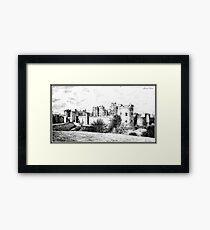 Alnwick Castle, Alnwick, Northumberland Framed Print