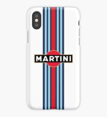 Martini Racing stripe iPhone Case