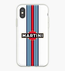 Martini Racing stripe iPhone Case