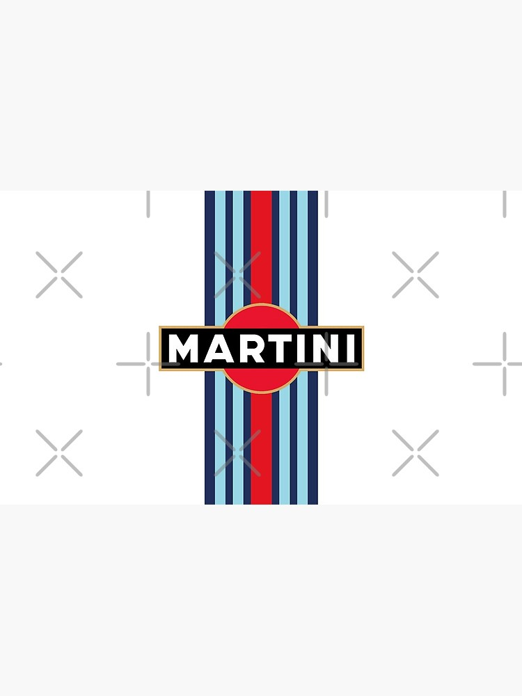 Martini Racing stripe by JRLdesign