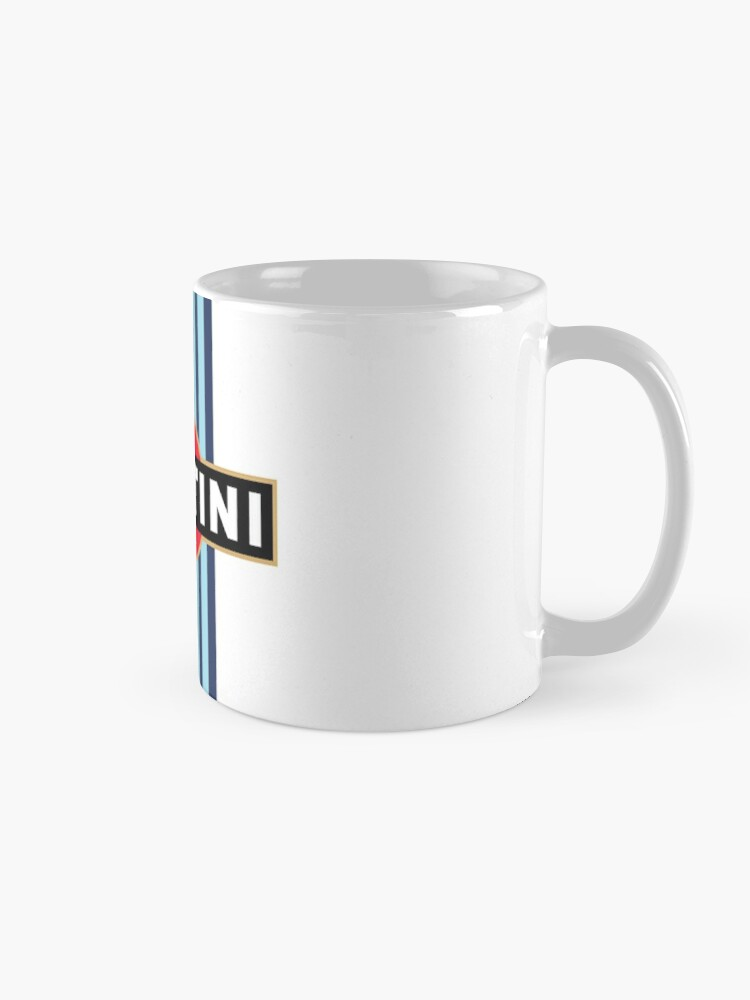 Alternate view of Martini Racing stripe Mug