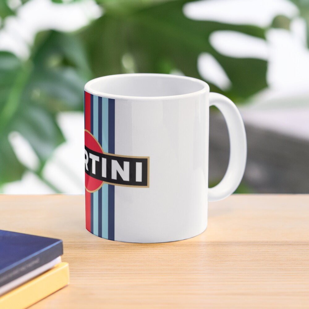 Martini Racing stripe Mug