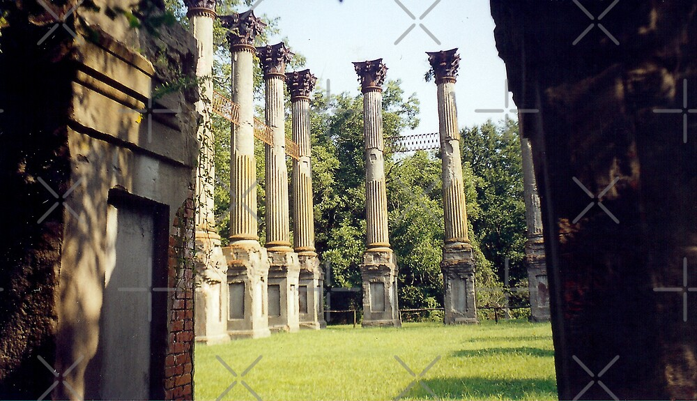 Windsor Ruins IV by Sheila Simpson