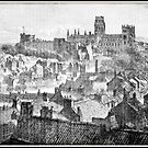 City of Durham, Cathedral & Castle by John Morton