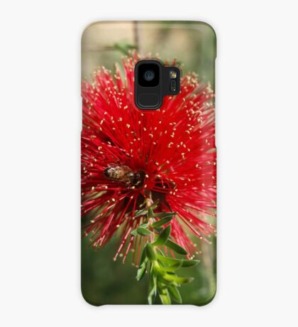 Bottlebrush at the Falls Case/Skin for Samsung Galaxy