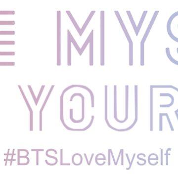 bts love myself love yourself by desrosiers