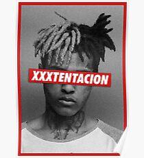 XXXTENTACION Poster