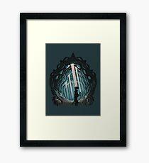 Nausicaa's Decay Framed Print