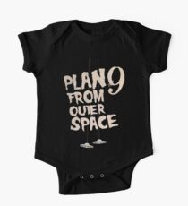 Plan 9 from Outer Space One Piece - Short Sleeve