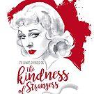 The kindness of strangers by Alejandro Mogollo Díez