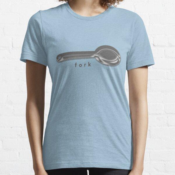 fork Essential T-Shirt