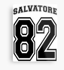 S. Salvatore 82 - The Vampire Diaries (1) Metal Print