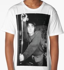 Liam Gallagher Pose Long T-Shirt