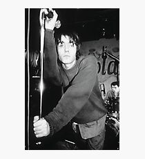 Liam Gallagher Pose Photographic Print