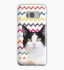 Zigzags Samsung Galaxy Case/Skin