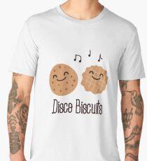 Disco biscuits dancing Men's Premium T-Shirt