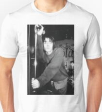 Liam Gallagher Pose Unisex T-Shirt