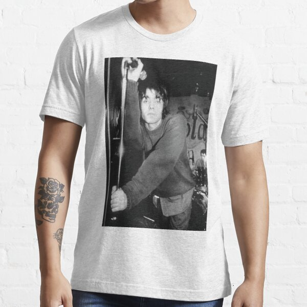 Liam Gallagher Pose Essential T-Shirt