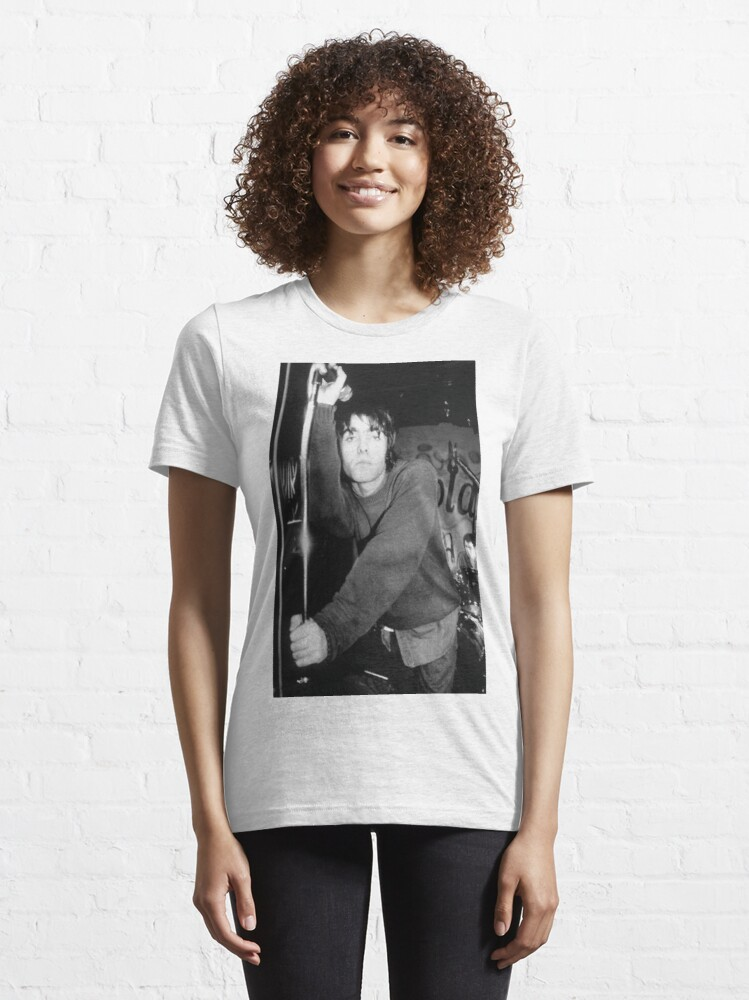 Alternate view of Liam Gallagher Pose Essential T-Shirt