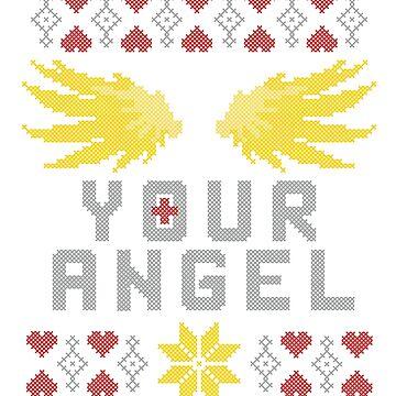 XMAS ANGEL by em-s