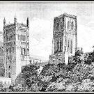 Durham Cathedral #2 by John Morton