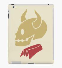 Buffy the Vampire Slayer Gold Devil Shirt iPad Case/Skin