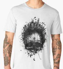 Skull Scape Men's Premium T-Shirt