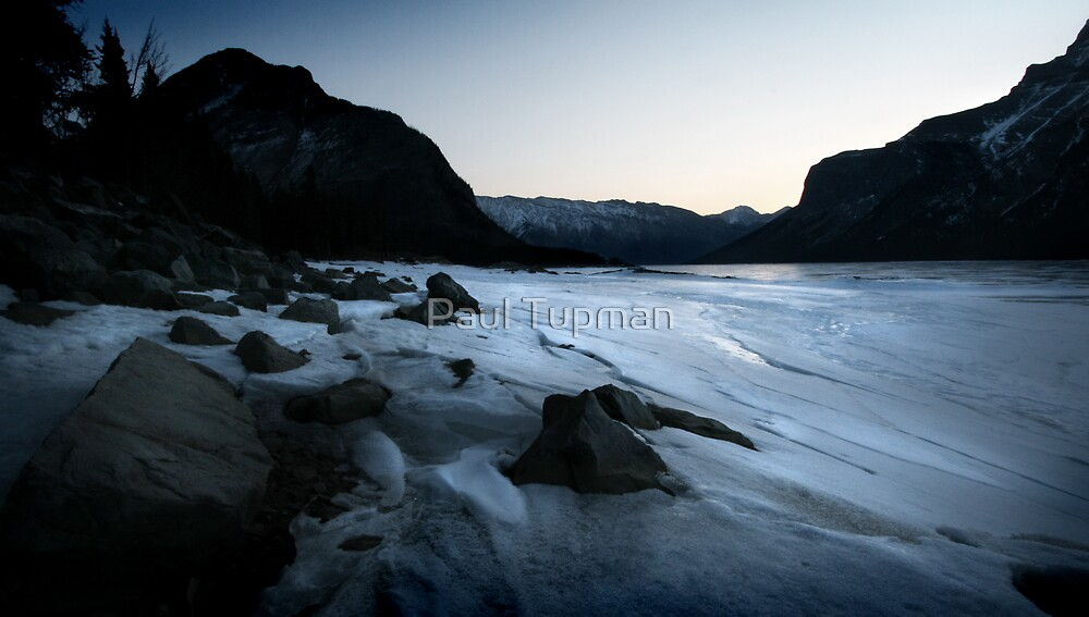 Frozen in Time by Paul Tupman