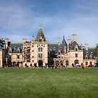 The Biltmore House by LarryB007