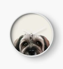 Chewy Clock