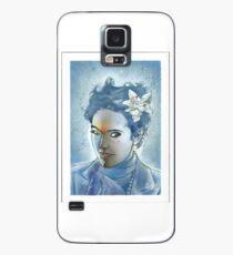 fata turchina Case/Skin for Samsung Galaxy