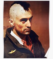 travis bickle Poster