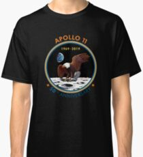 Apollo 11 - 50th Anniversary 1969-2019 Classic T-Shirt