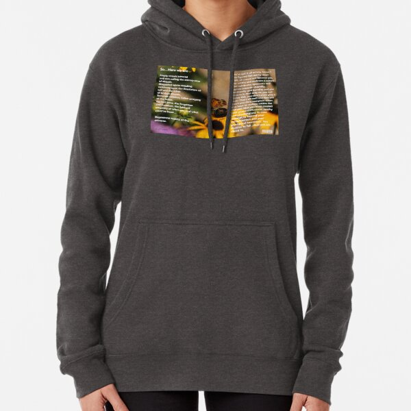 So Here We Are Pullover Hoodie