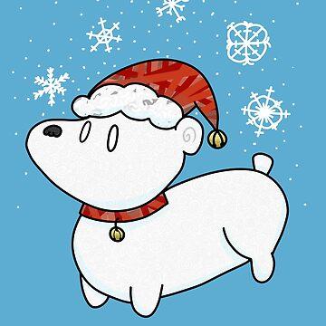 Polar bear Holidays by Jamtastic