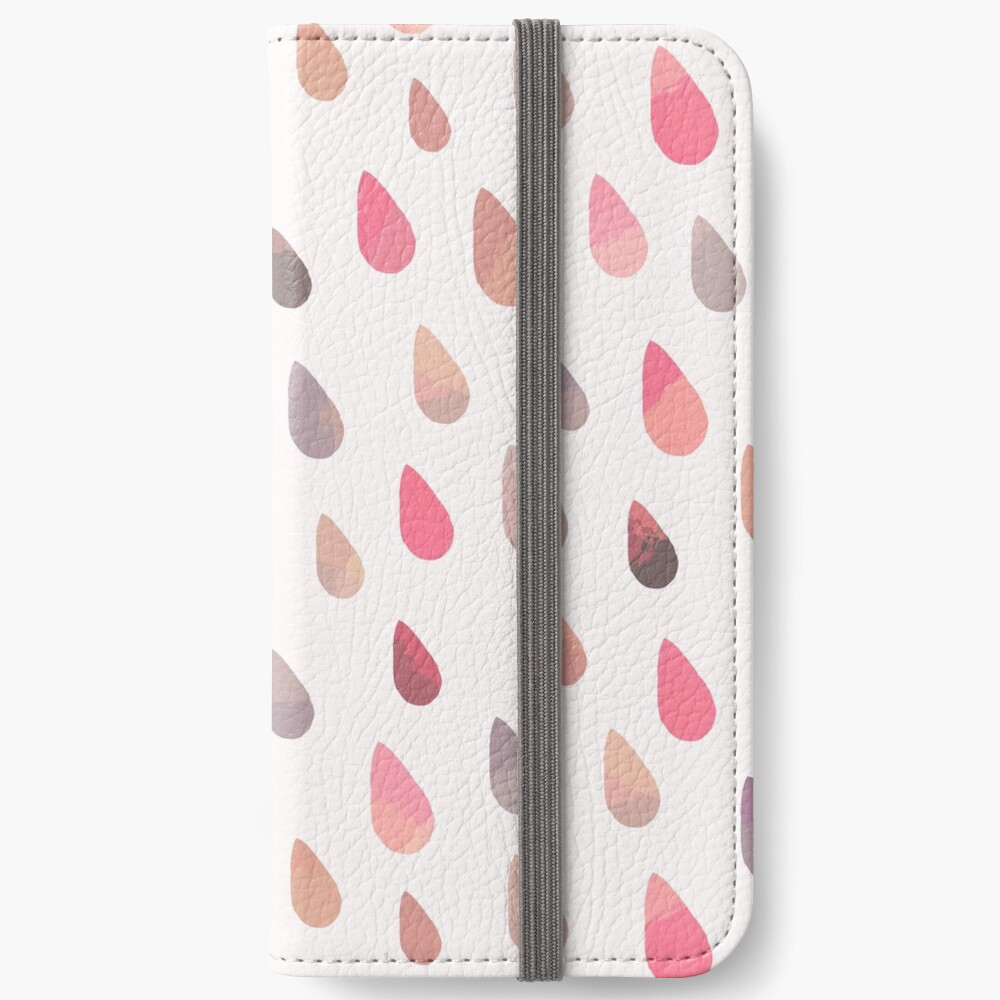 Opaltropfen - Dawn Colorway iPhone Flip-Case