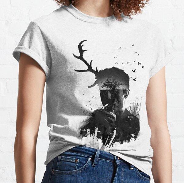 Rust Cohle - True Detective Classic T-Shirt