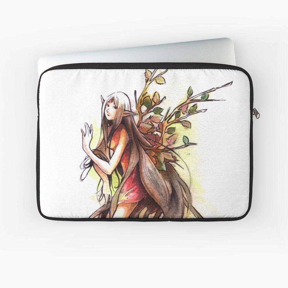 The Long Fairy Laptop Sleeve