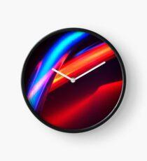 Neon Super Clock
