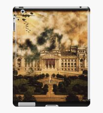 Vinilo o funda para iPad The Raid at Berlin Reichstag
