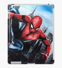 The Incredible Spider by LegacyArt86 iPad Case/Skin