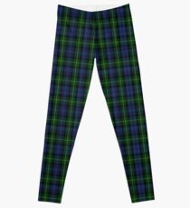 00034 Gordon Clan/Family Tartan Leggings