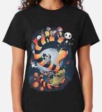 Nightmare before xmas Shirt! Classic T-Shirt