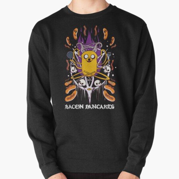Bacon Pancakes Pullover Sweatshirt