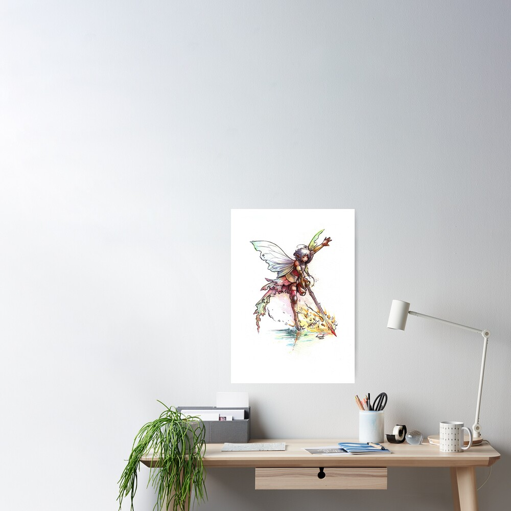 The Sword Fairy Poster