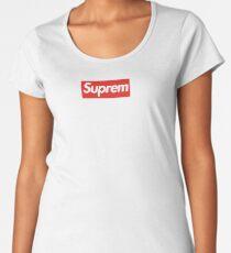 SUPREM Women's Premium T-Shirt